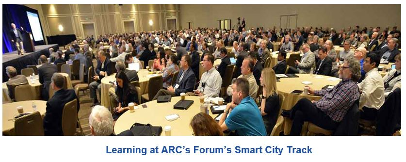 Smart Parking Systems ARC%20Forum%20Attendees.JPG