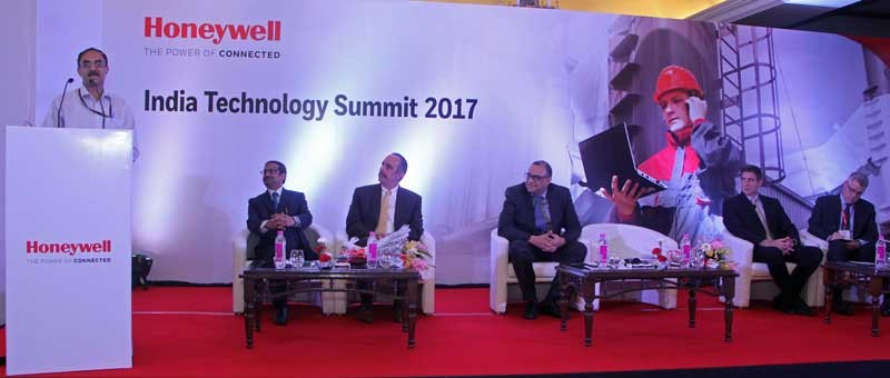 Honeywell Introduces Connected Plant at ITS New Delhi.jpg