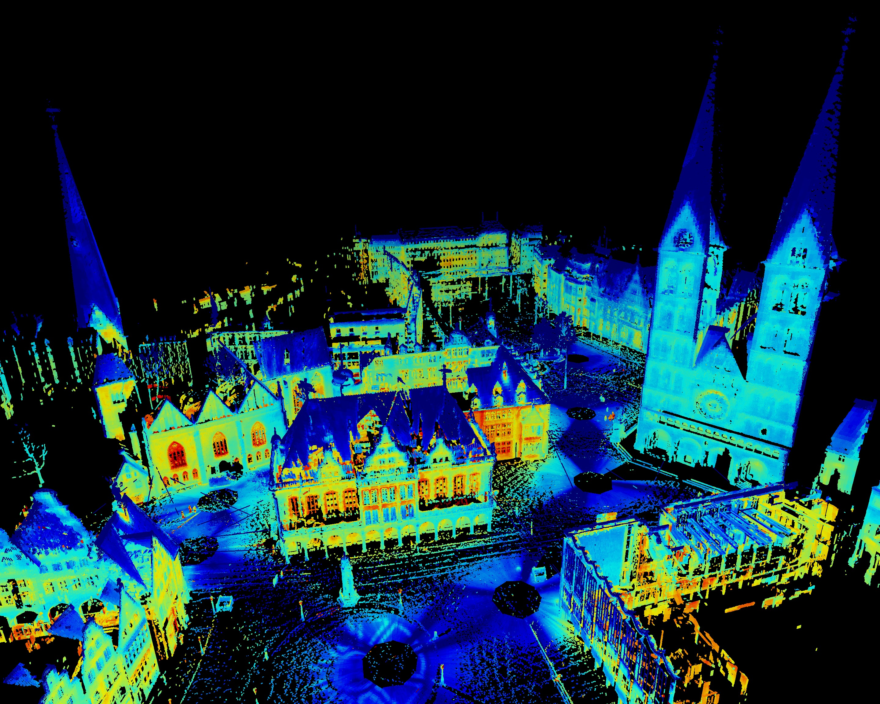 3D Scanning Enables Affordable Reality Capture