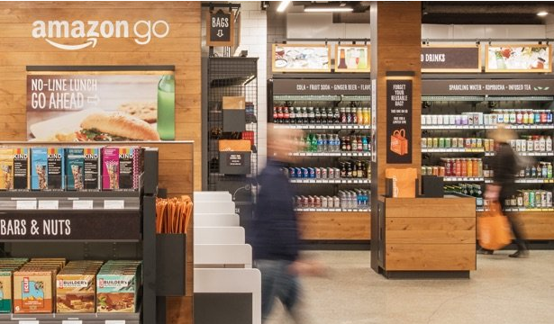 Vision Systems Enable Amazon Go Store