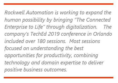 Rockwell Automation TechEd 2019 | ARC Advisory