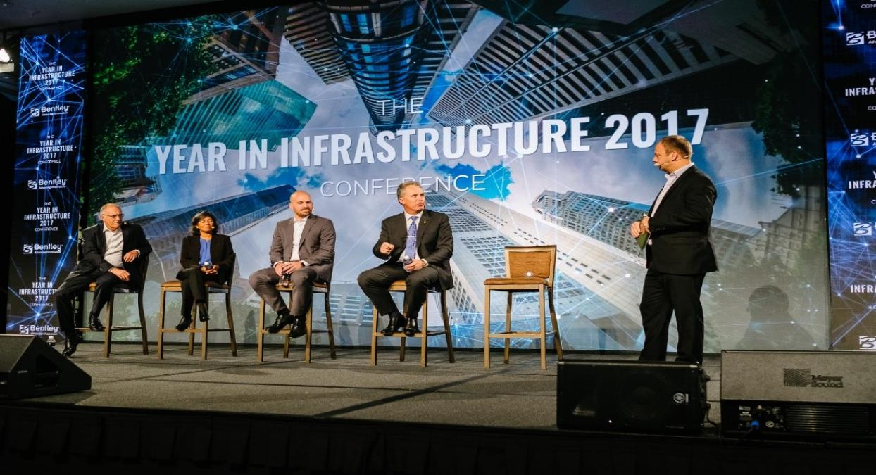 Year in Infrastructure 2107