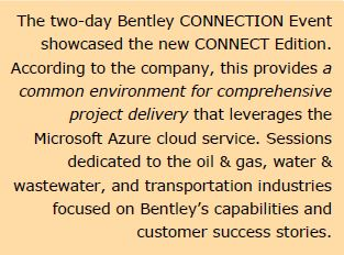 Bentley Systems' CONNECTION Event in India Focuses on