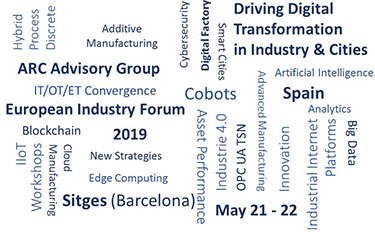 ARC Industry Forum Europe