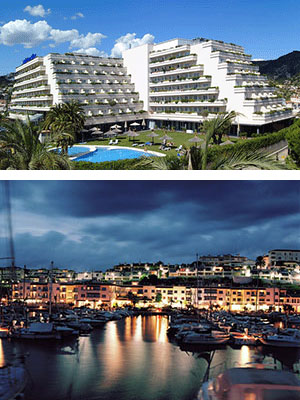 Sitges Hotel and Harbor