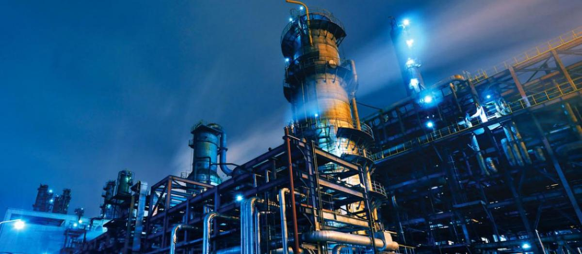 Refinery and Chemical Plant