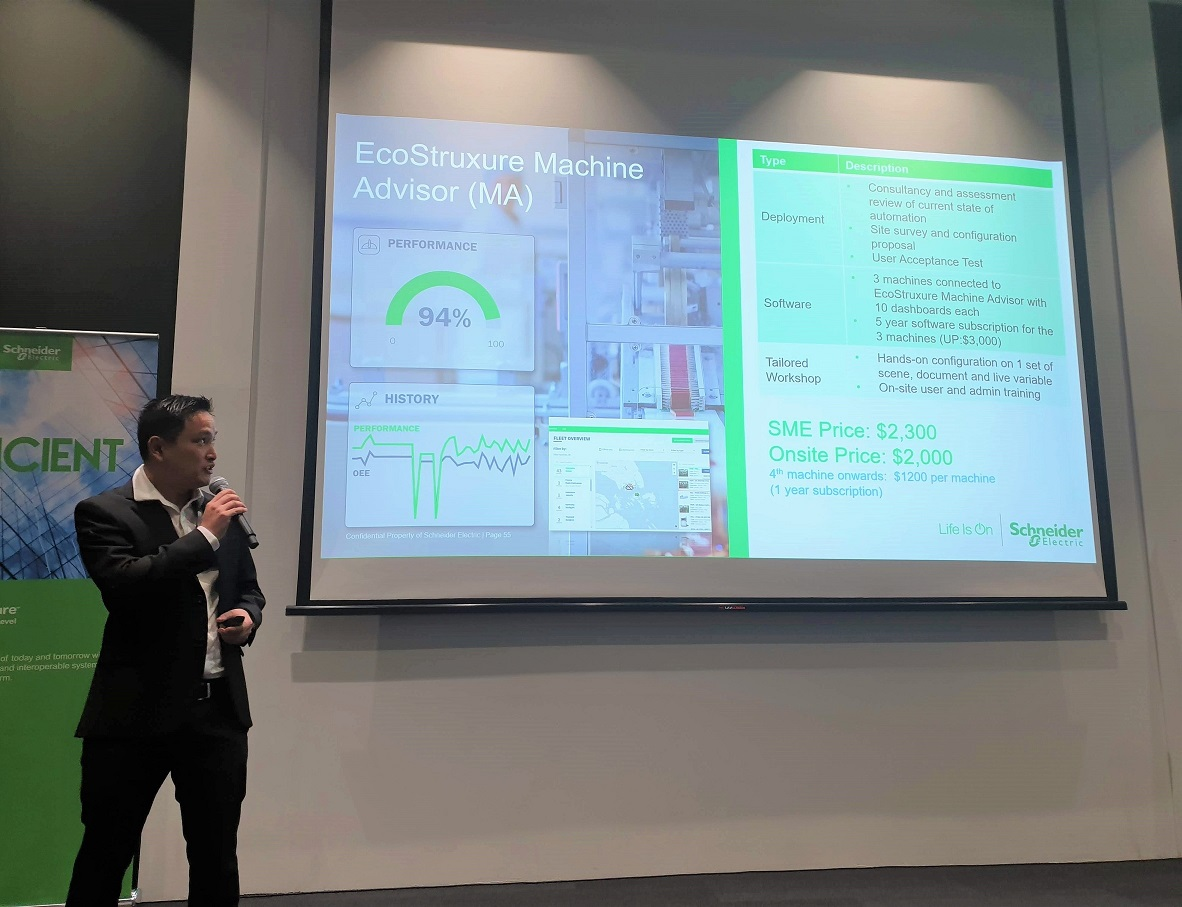 Schneider Electric Launches EcoStruxure Augmented Operator