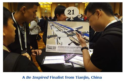 A Be Inspired Finalist from Tianjin, China bentdc2.JPG