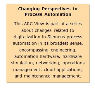 Digitally Integrated Operations By Siemens Arc Advisory