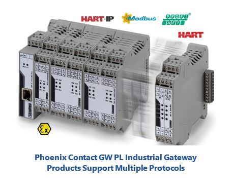 Phoenix Contact GW PL Industrial Gateway Products Support Multiple Protocols Integrating Hart Field Devices hfhart2.JPG