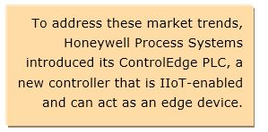 Honeywell's New PLC Brings Digital Transformation to the