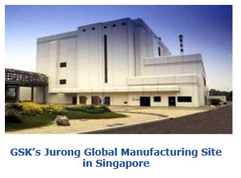 GSK's Jurong Global Manufacturing Site in Singapore jainsight.JPG