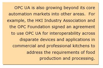OPC Technology Well-positioned for Further Growth in
