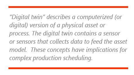 Digital Twins Support Supply Chain Optimization | ARC Advisory
