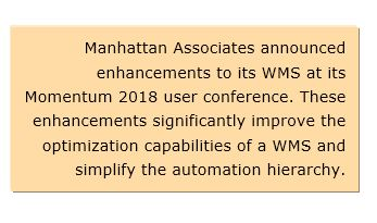 Manhattan's Warehouse Management Solution Changes the Rules