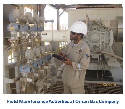 APM Solution Improves Reliability - Field Maintenance Activities at Oman Gas Company vdlomanapm2.JPG